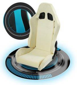 newskill takamikura silla gaming azul