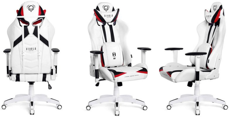 comprar silla gamer diablo x-ray