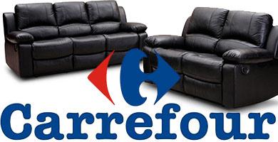 sofas carrefour